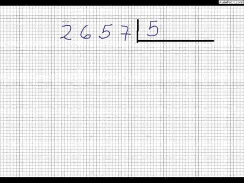 La División/División/Matematicas Cuarto Primaria/AulaFacil