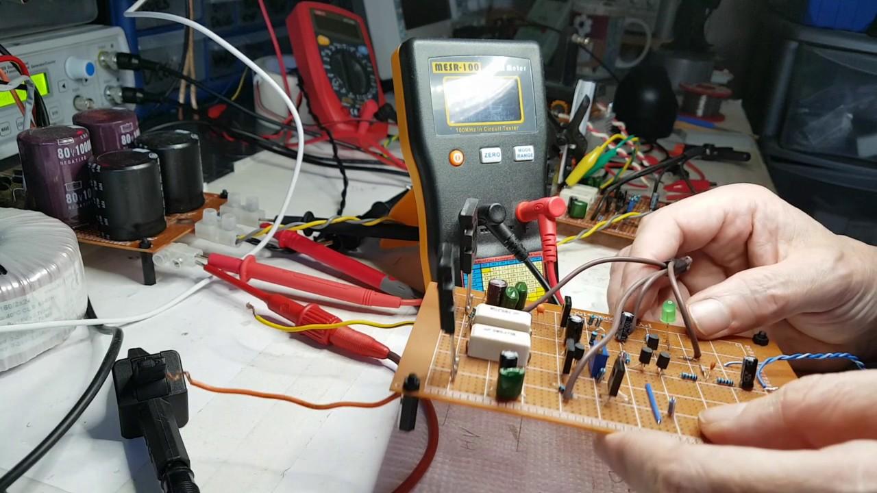 Diy Discrete Amplifier Fix Adjustable Voltage Source Regulator Integrated Circuit 7805 Positive Operational 4558