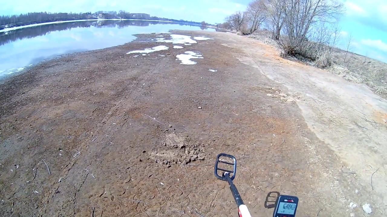 Что можно найти на дне обмелевшей реки с металлоискателем
