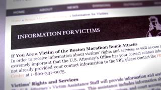 FBI Victim Assistance Program & USAO for the District of MA - Tribute Video - NCVRW 2014