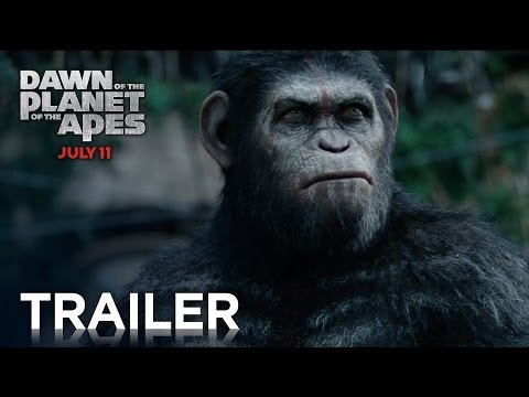 Dawn of the Planet of the Apes   Official Final Trailer [HD]   PLANET OF THE APES