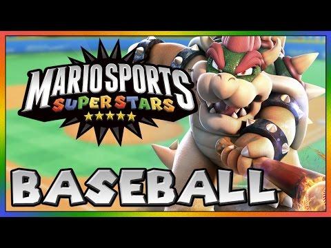 Mario Sports Superstars: BASEBALL (Multiplayer)