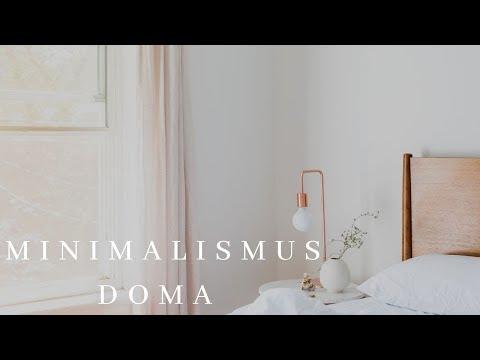 Minimalismus u mě doma, 10 minimalistických tipů do domácnosti