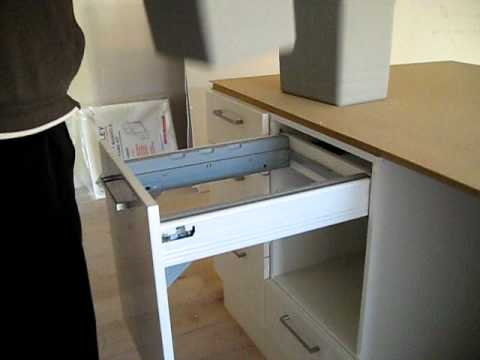 Kitchen Bin Drawer   YouTube