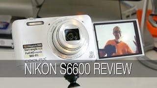 Nikon Coolpix S6600 Review