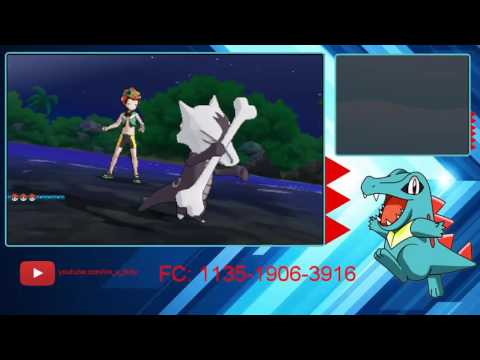 EV TRAIN SPECIAL DEFENSE POKEMON SUN AND MOON