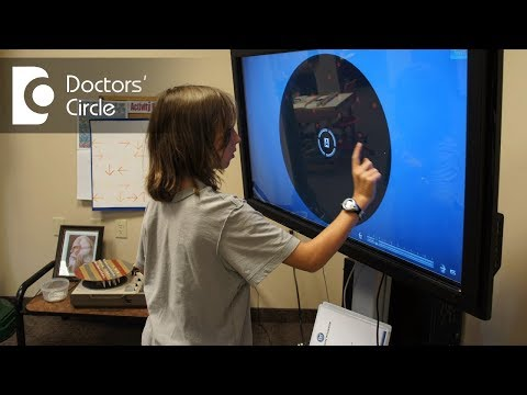 Vision therapy for binocular vision - Dr. Anupama Kumar