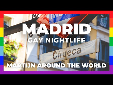 GAY MADRID Travel Guide, Gay Pride Madrid