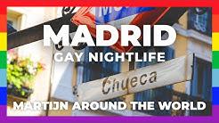 GAY MADRID Travel Guide, Gay Pride Madrid
