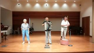 Video The Oasis Trio Performs at Oasis Senior Center Talent Show Rehearsal download MP3, 3GP, MP4, WEBM, AVI, FLV Juli 2018
