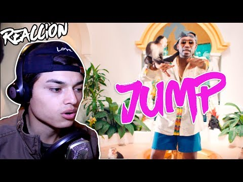 Reacción  Major Lazer Jump feat Busy Signal  Music