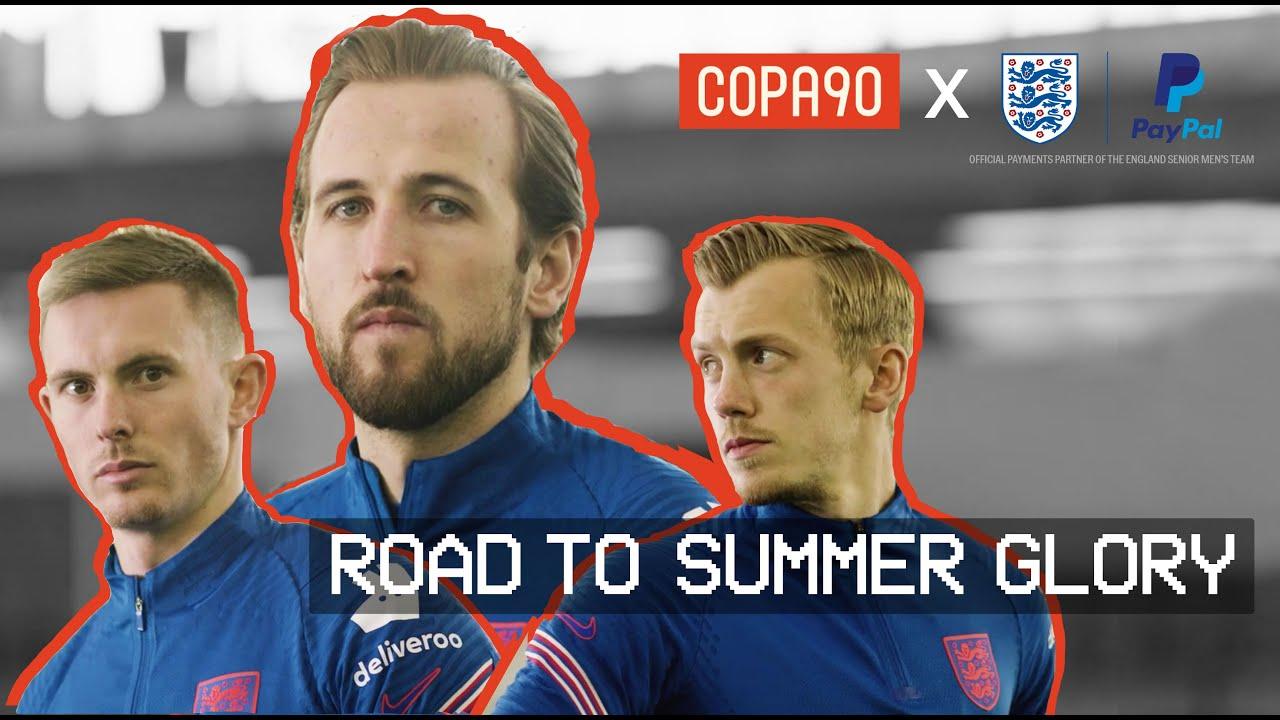 The Great English Summer Of Football | Shared Hopes & Dreams