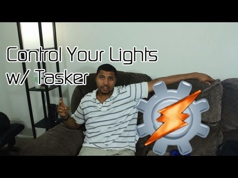 Automatically Turn On Your Lights When You Return Home