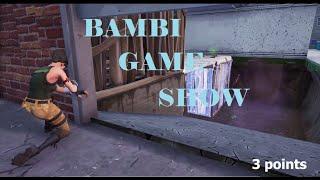 BAMBI GAME SHOW