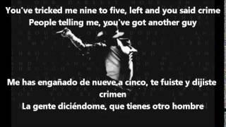Michael Jackson Blue Gangsta español :)