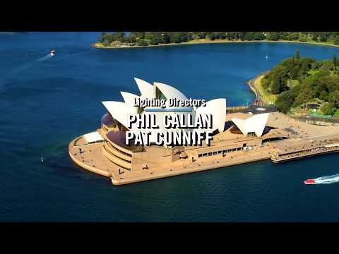Bold and the Beautiful | Sydney Harbour, Australia | NEW 2017 long closing theme