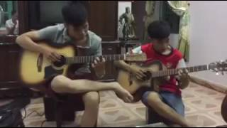 (Paddy Sun) Sunflower song tấu guitar cover Thiên Hải  Ft Không Tin Được