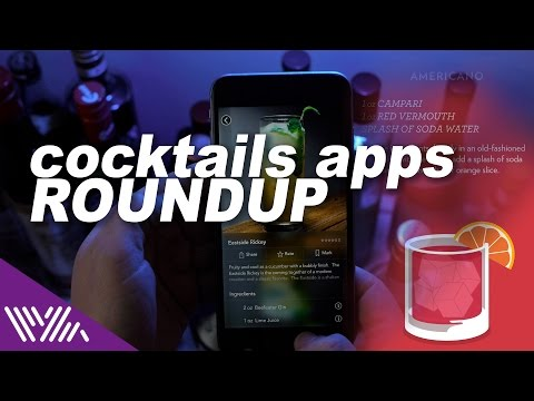 Cocktail App Roundup For IOS