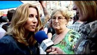¿Qué quiere conseguir el movimiento 15M? Entrevistas con indignados
