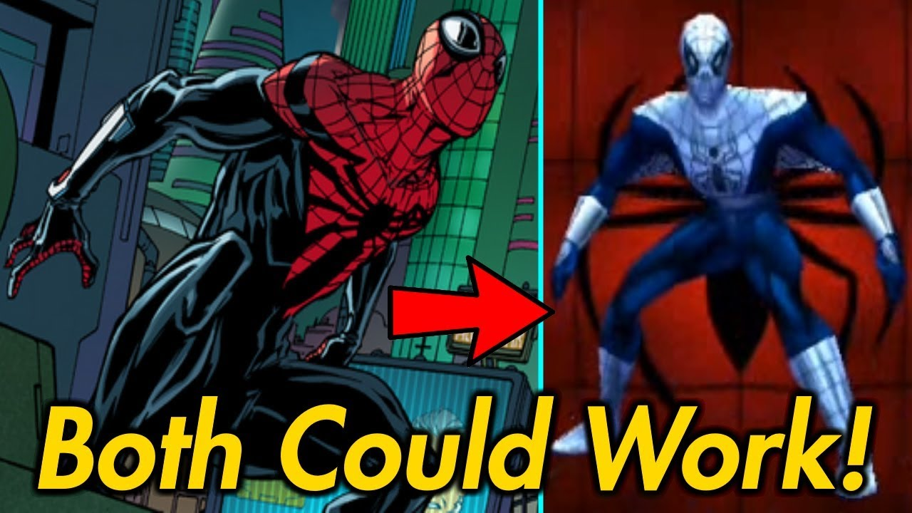 Superior spider man opinion you