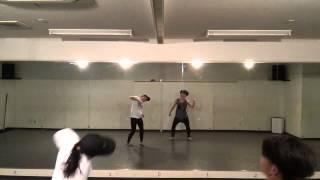 加藤ミリヤ-ありがとう ken with ibuki #加藤ミリヤ #ありがとう #dance...