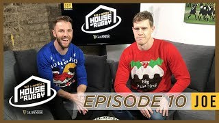 Darren Cave interview, Munster mauled and unstoppable Leinster - Baz & Andrew's House of Rugby Ep10