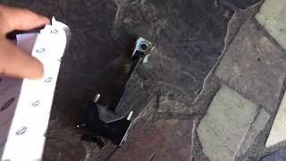 Ограничитель двери Лада Веста 1726441 артикул фордовский
