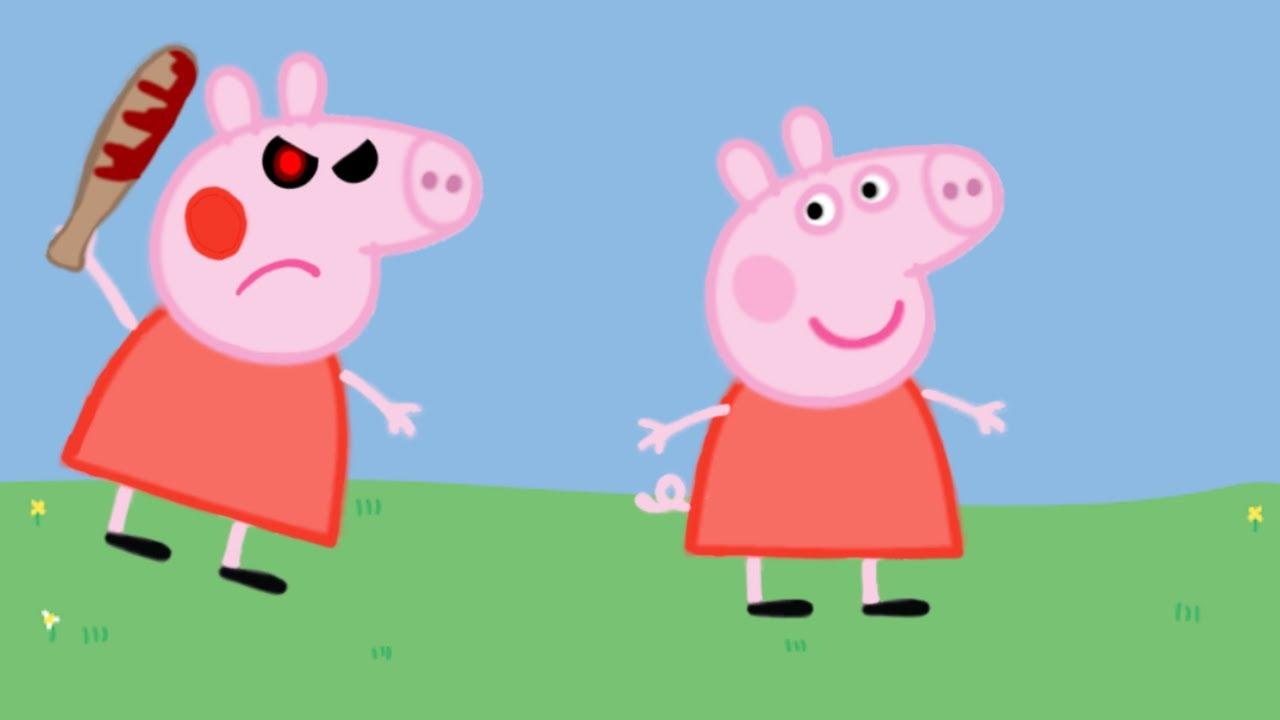 Piggy vs. Peppa