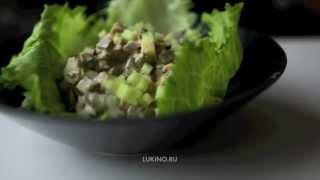 Салат Оливье (Russian Salad)