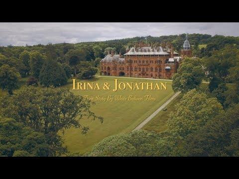 Mount Stuart Wedding Filmed By White Balloon Films!