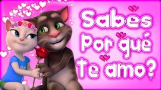 Sabes Cuanto Te Amo Poemas De Amor / Gato Tom