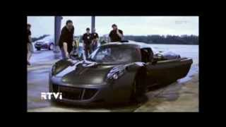 Самый быстрый в мире серийный автомобиль(Самым быстрым автомобилем на планете стал Hennessey Venom GT. Он установил мировой рекорд скорости для серийных..., 2014-02-26T02:07:53.000Z)