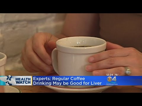 Experts: Regular Coffee Drinking May Be Good For Liver