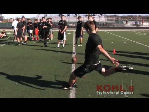 Top 2014 Kicking Prospect | Hunter Morrow | Kohl