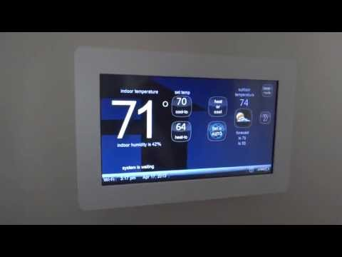 lennox-wi-fi-enabled-thermostat-with-a-color-touch-screen:-introduction-and-review