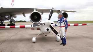 British Airways Captain and Red Bull competitor Paul Bonhomme