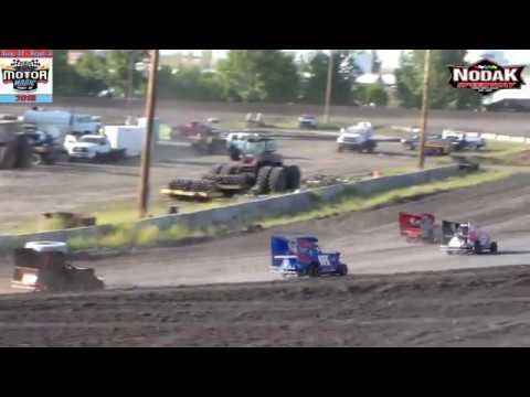 Nodak Speedway Slingshot Races (Motor Magic Night #2) (9/2/18)