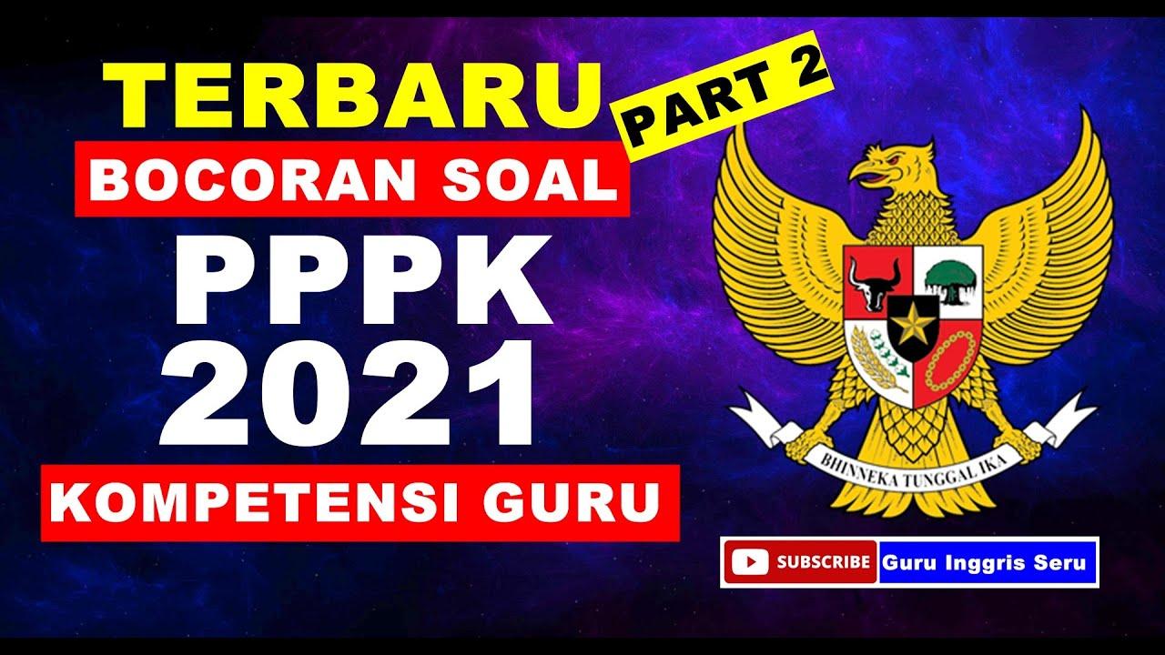 Terbaru Contoh Soal P3k Guru Honorer Dan Kunci Jawaban Kisi Kisi Soal P3k 2021 Cute766