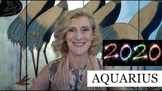 AQUARIUS ~ 2020 YEARLY READING