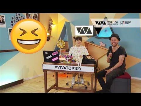 VIVA Top 100 Mit Johannes Oerding Und Jasmine Thompson