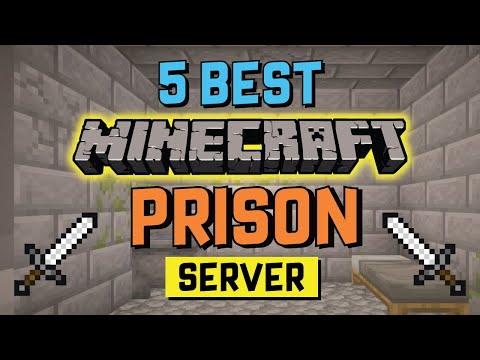 Top 5 Minecraft Prison Servers 2020 Minecraft