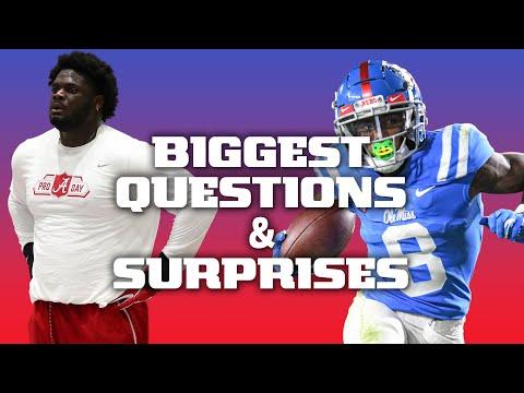 Most Questionable & Biggest Suprises