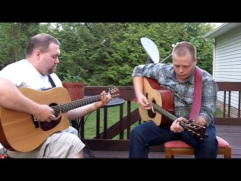 Bluegrass Guitar Jam and Interview with Kenneth Burris
