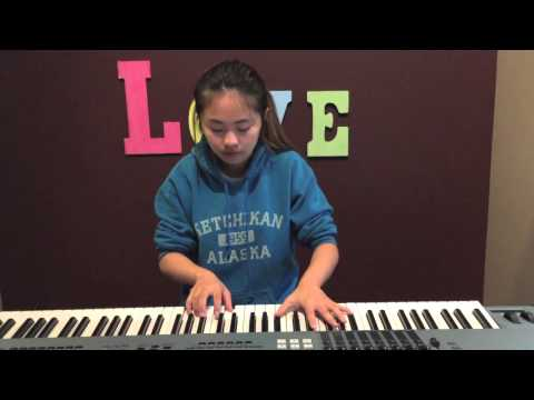 Hillsong Young and Free cover - Piano Medley (Alive, This is Living, Sinking Deep)