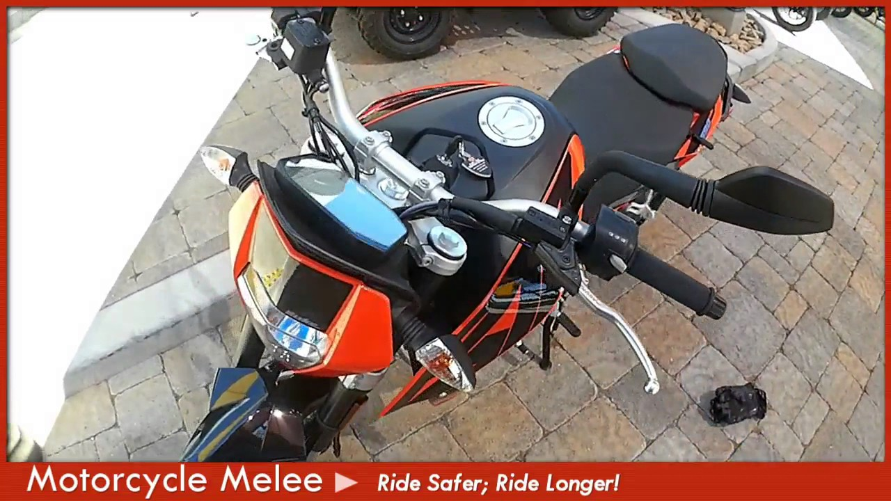 2017 ktm duke 690 - demo ride full review - youtube