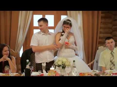 Семейная традиция на свадьбе!Трогательно до слёз!!! - Ржачные видео приколы
