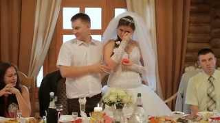 Семейная традиция на свадьбе!Трогательно до слёз!!!