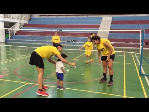 Badminton Fun Day @Lefkosia Badminton Club