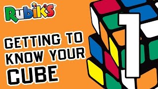 How To Solve A Rubik's Cube | OFFICIAL TUTORIAL PART 1