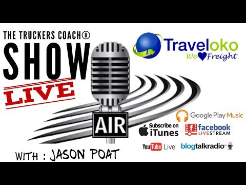 The Truckers Coach Show- Traveloko talk with Lil Dawg and Little Guy Show  ( Trucker ) of RST Lease